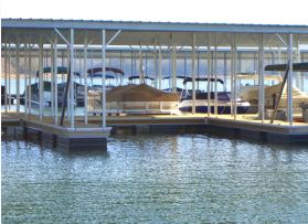 Lake Blue Ridge Marina Docks